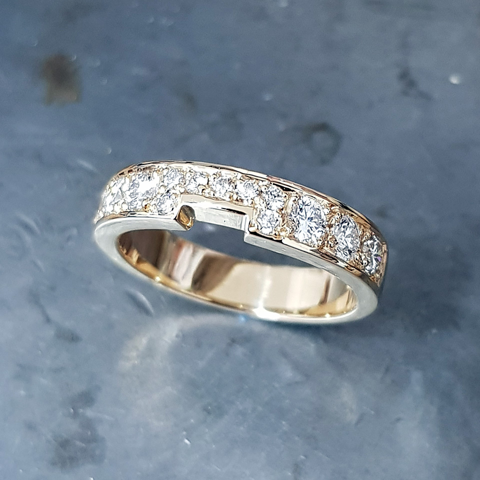 Wedding Rings, Engagement Rings and Eternity Rings